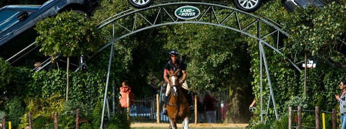 McDonald 4x4 World Equestrian Games Sponsored By Land Rover