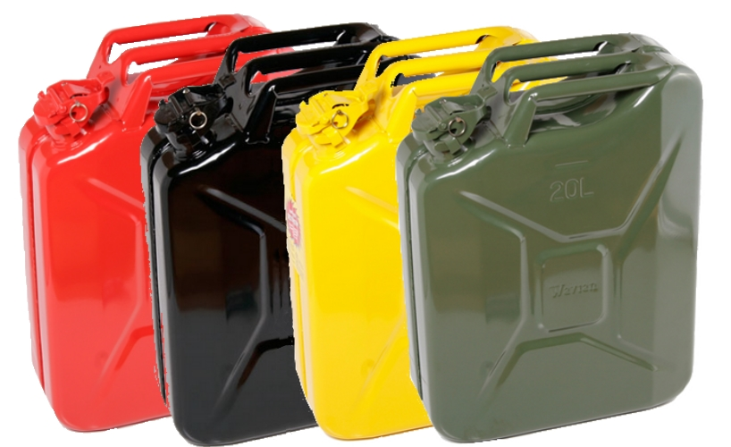 McDonald 4x4 Jerry Cans