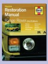 Haynes Restoration Manual Range Rover