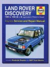 Haynes Manual Landrover Discovery 1989 - 1998