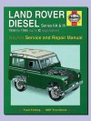 Haynes Manual Landrover Series Diesel To 1985