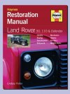 Haynes Restoration Manual Landrover Defender
