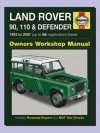 Haynes Manual Landrover Defender 1983 - 2007