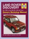 Haynes Manual Discovery Diesel To 2004