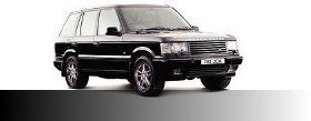 Range Rover P38 Accessories