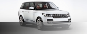 Range Rover L405 2012 - Onwards